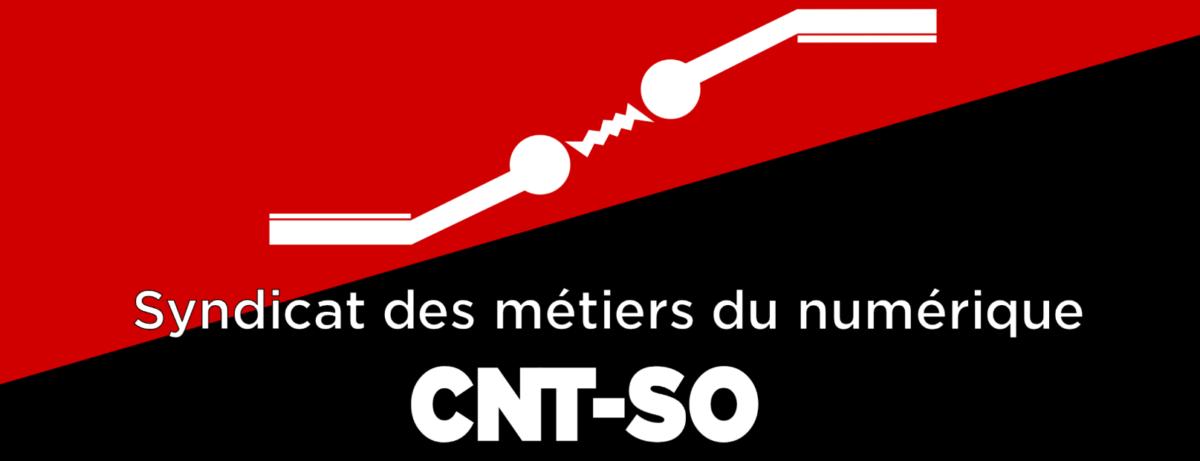 Bandeau CNT-SO numérique